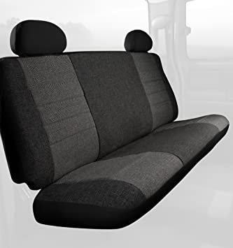 Charcoal FIA OE34 Charc Universal Fit Truck Bench Seat Cover