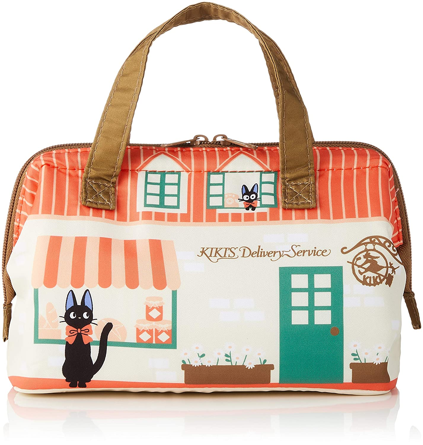 Skater Cooled Lunch Bag M Witch's Delivery Service Kiki House Studio Ghibli KGA 1 KGA1