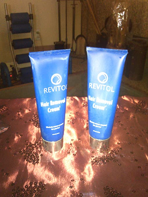 Buy Revitol Hair Removal Cream 1 4 Ounce Tube Online At Low