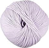 DMC Woolly Yarn colour 061, Pale Purple