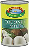 Caribbean Choice Coconut Milk 400 g (pack of 12)