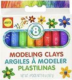 ALEX Toys Artist Studio 8 Modeling Clays