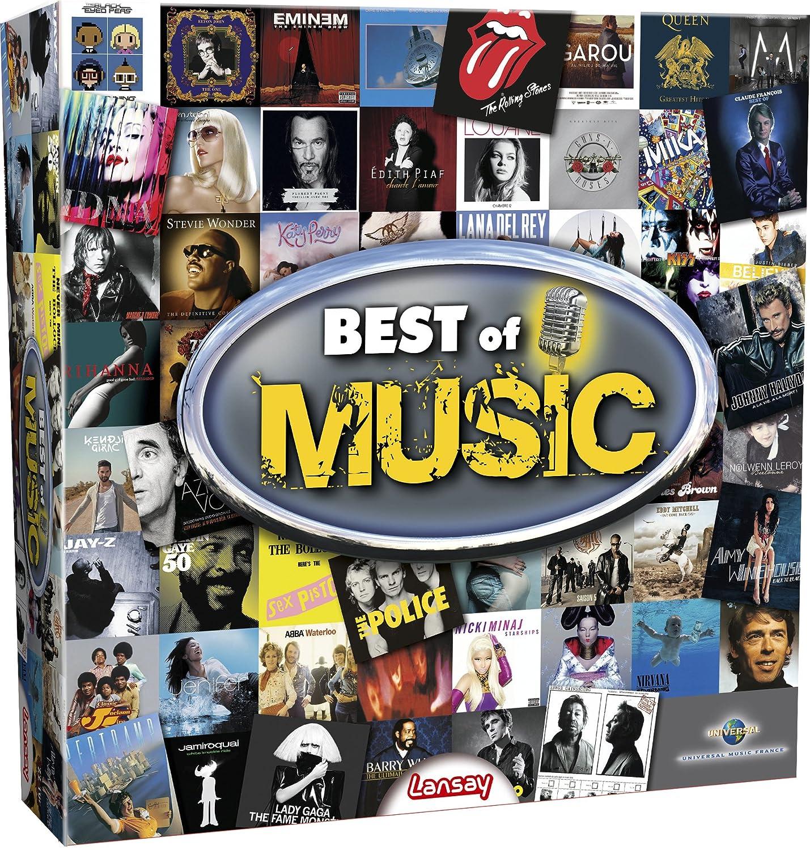 Lansay , 75039 , Jeu De Connaissance , Best Of Music Amazon.fr Jeux et  Jouets