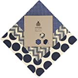 Superbee Beeswax Wrap | Set of 3: Small, Medium and Large | Hipster | Reusable, Eco Friendly, Zero Waste Food Wrap