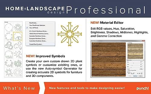 Punch! Home & Landscape Design Professional V19
