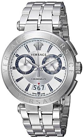 cd8406b1d339 Montre - Versace - VBR040017  Amazon.fr  Montres