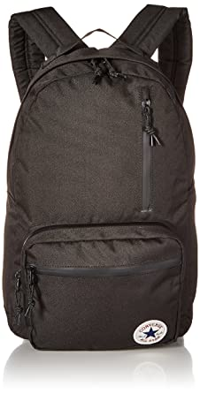 Converse All Star Go Backpack Solid Colors, Black, One Size
