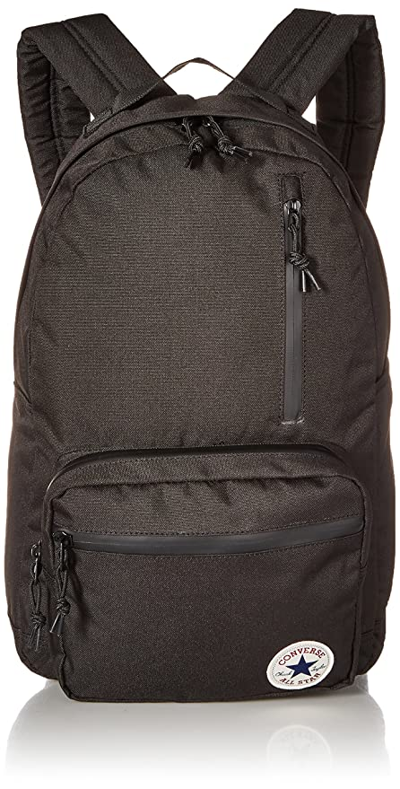 d884de8b62cc5 Converse All Star Go Backpack Solid Colors, Black, One Size