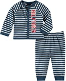 Tommy Hilfiger Baby Boys 2 Pieces Cardigan Pants Set