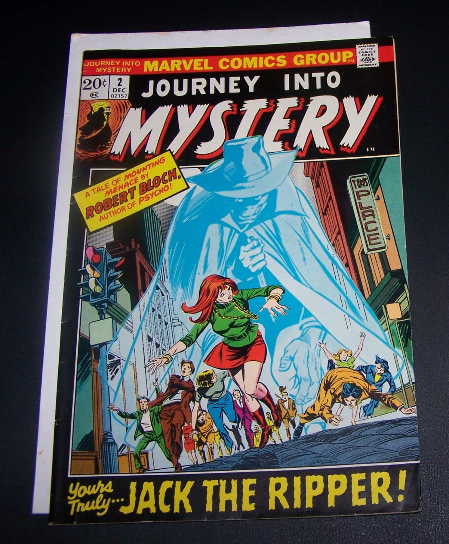 Journey into Mystery (Jack the Ripper, Vol. 1): Roberty ...
