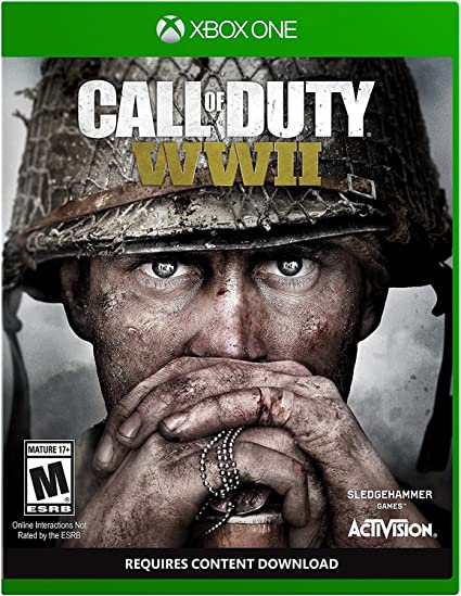 Activision Call of Duty: WWII, Xbox One Básico Xbox One Inglés ...