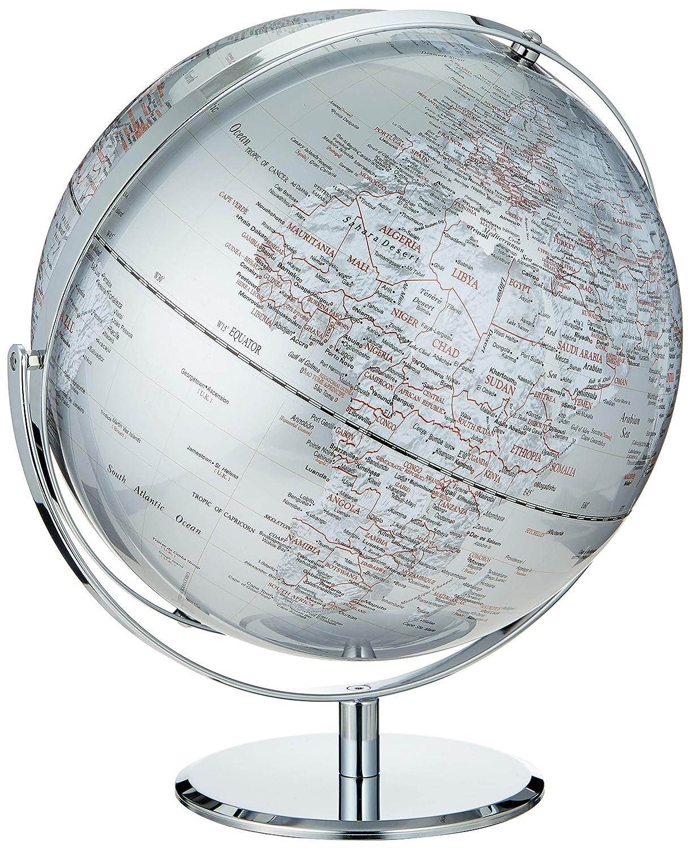Globe Collection - Globo Globos, plástico, Dorado, 43cm: Amazon.es ...