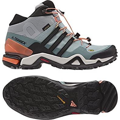 a8f885d59 adidas Women s Terrex Fast R Mid GTX W Hiking Boots  Amazon.co.uk  Shoes    Bags