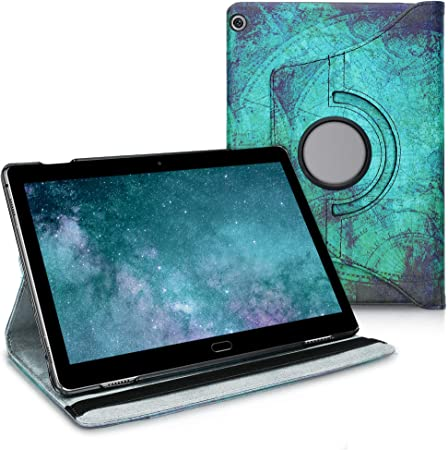 Kwmobile Hülle Kompatibel Mit Huawei Mediapad M3 Lite Elektronik
