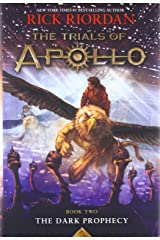 The Trials of Apollo Book Two The Dark Prophecy Hardcover