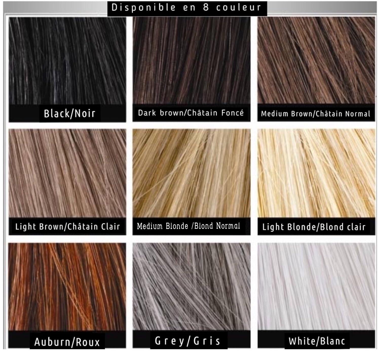 Fully - Recarga de densificante de cabello - queratina - Compatible con todas las fibras capilares Toppik,Fully,Caboki (50 g, caoba/pelirrojo): Amazon.es: ...