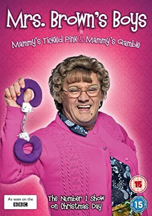 when will mrs brown the movie be out on dvd