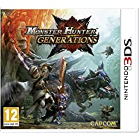 Monster Hunter Générations [Importación Francesa]