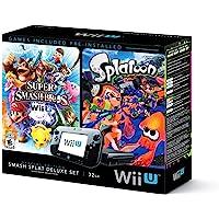 Bundle Consola Wii U + Splatoon + Super Smash Bros Deluxe - Bundle Limited Edition