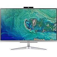 """Acer Aspire C24-865 All in one con Processore Intel Core i5-8250U, RAM da 8 GB DDR4, SSD 256 GB, Display da 23.8"""" FHD IPS LED LCD, Scheda Grafica Intel HD, Wireless, Tastiera e Mouse USB, Windows Home"""
