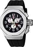 Swiss Legend Men's 10542-01 Trimix Diver Analog Display Swiss Quartz Black Watch