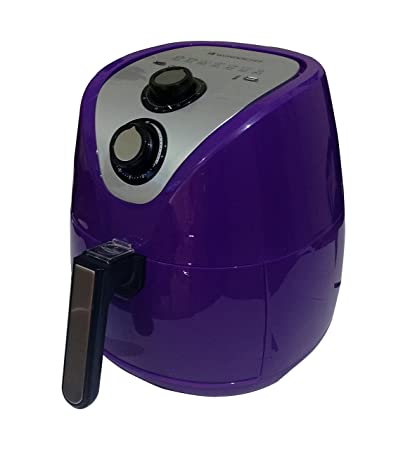 Wonderchef Prato Premium Air Fryer - 2.5 L, 1500 Watt (Purple)