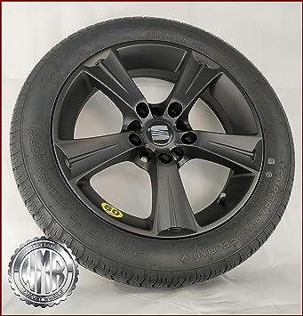 SP155112 - Rueda de repuesto de aleación + neumático 155 70 R17 para ...