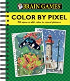 Brain Games - Color by Pixel
