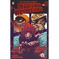 My Hero Academia. Boku no Hero - Volume 16
