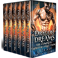Dragon Dreams: The Complete Shifter Collection (English Edition)