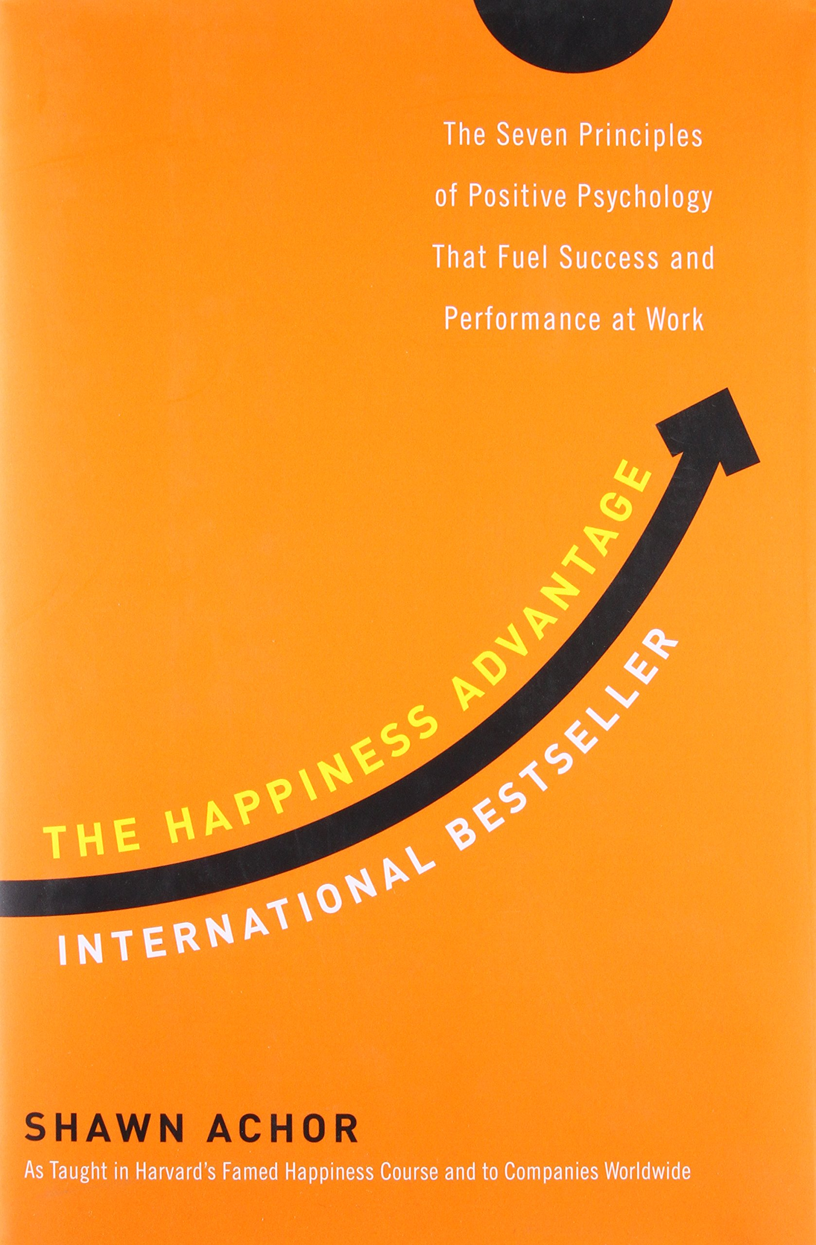 Happiness Advantage Principles Psychology Performance product image
