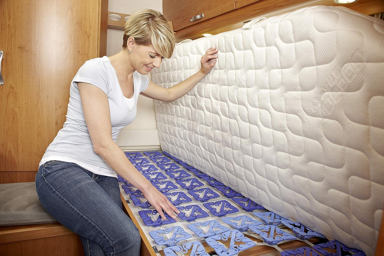 Berger Schlafsystem Sentina Mobil Lattenrost Komfort Bettfederung Bettsystem