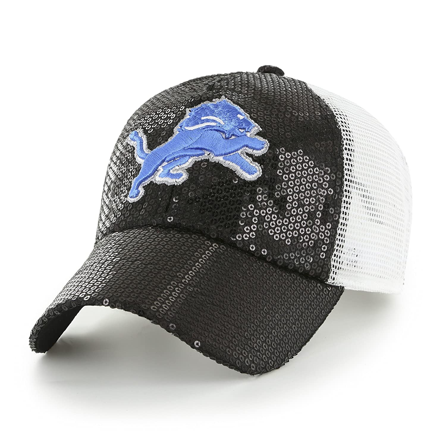 OTS NFL Adult Women's Brilliance Challenger Adjustable Hat Women' s Red OTSBO Old Time Sports Booking