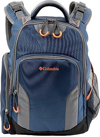 Columbia Summit Rush Diaper Bag Backpac O/S- Blue Bh2Ovl