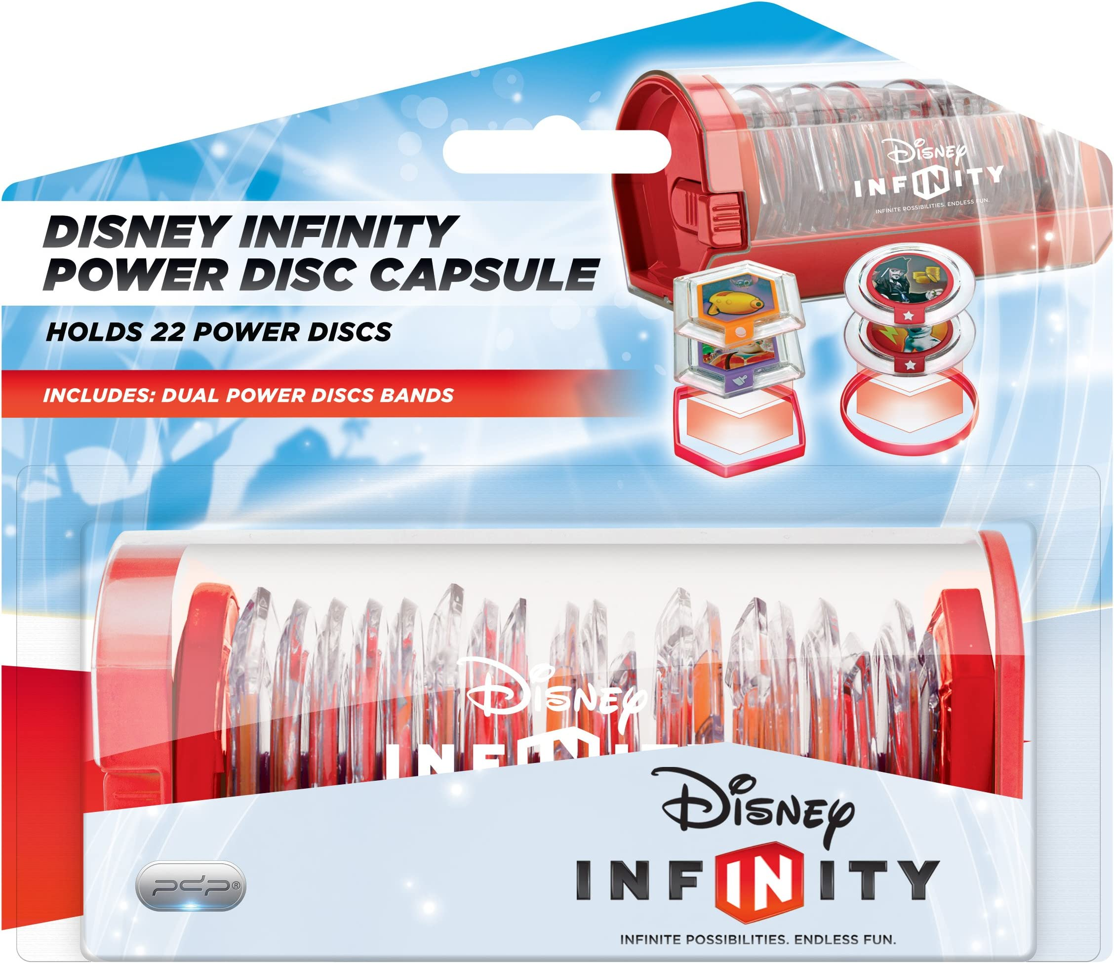 Amazoncom Pdp Disney Infinity Power Disc Capsule Video Games