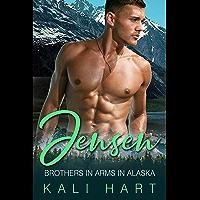 Jensen: A Mountain Man Curvy Woman Romance (Brothers in Arms in Alaska Book 3)
