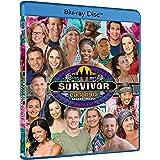 Survivor: Cambodia - Second Chance - S31 (4 Discs) [Blu-ray]