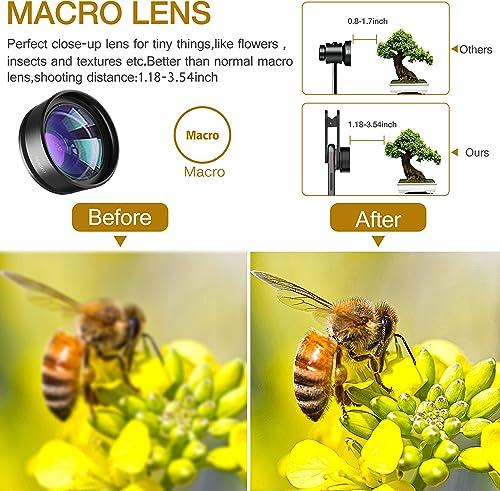 Leknes Macro Lens