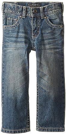 Amazon.com: Silver Jeans Little Boys' Garrett, Medium Wash Moyenne ...