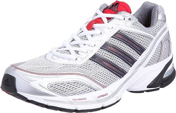 adidas - Zapatillas de Running para Hombre Plateado Plata ...