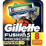 Gillette Fusion5 ProGlide Power Razor Blades For Men
