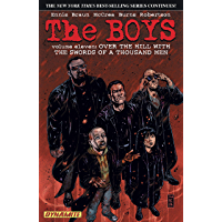 The Boys Vol. 11: Over the Hill with Swords of A Thousand Men (Garth Ennis' The Boys) book cover