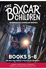 The Boxcar Children Mysteries Boxed Set #5-8 Kindle Edition