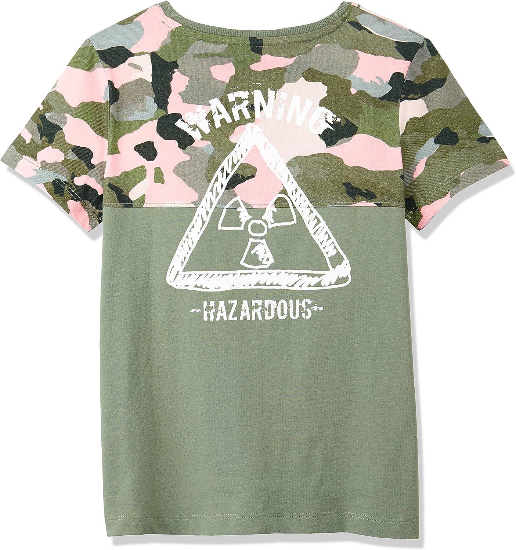 Marchio RED WAGON T-shirt Stile Militare Bambino