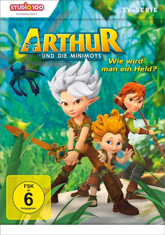 Amazon Com Arthur Und Die Minimoys Dvd 1 Movies Tv