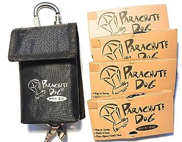Amazon.com: Bolsas de basura para perros de paracaídas ...