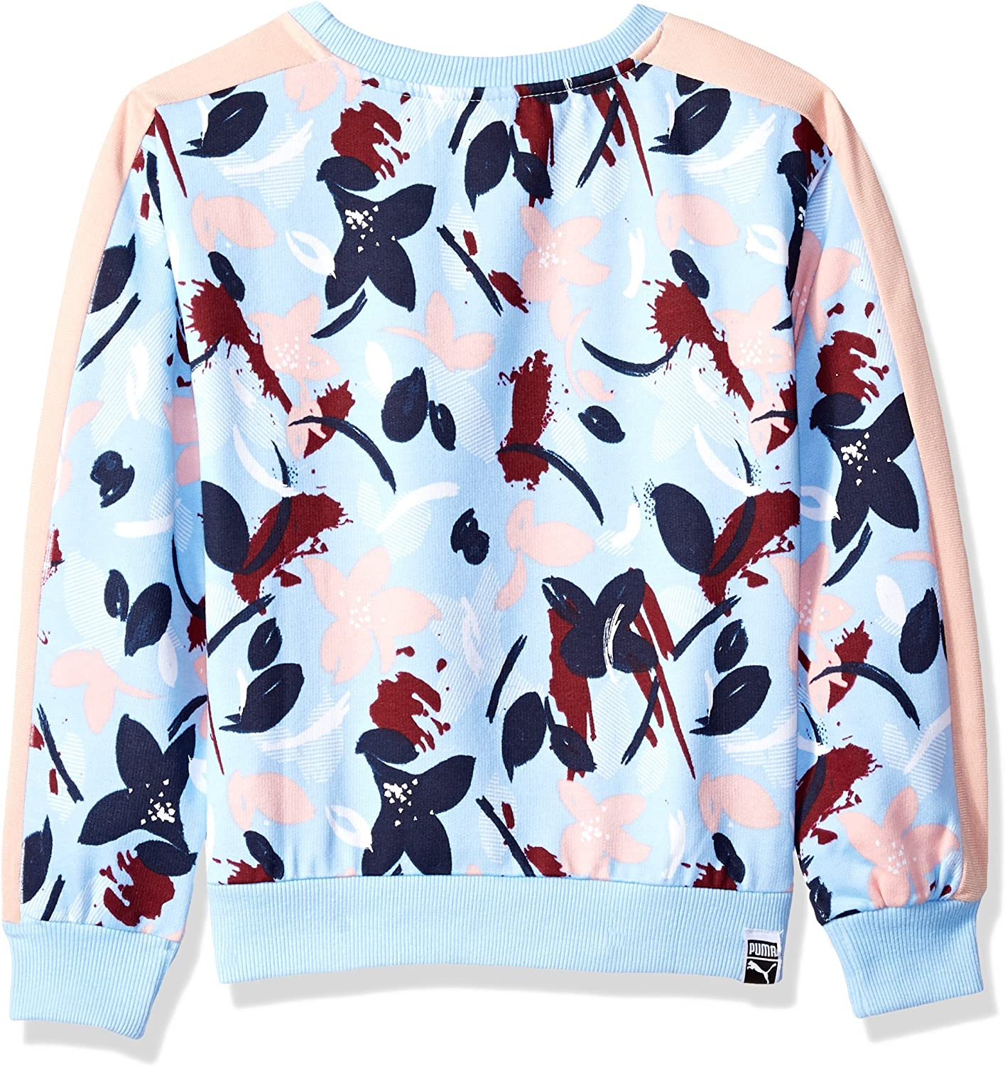 DTMN7 Skeleton Cute Printed O-Neck Sweatshirt For Girl Spring Autumn Winter
