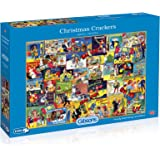 Gibsons Christmas Crackers Jigsaw Puzzle, 1000 piece