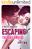 Escaping: A Mafia Romance (The O'Keefe Family Collection Book 2)