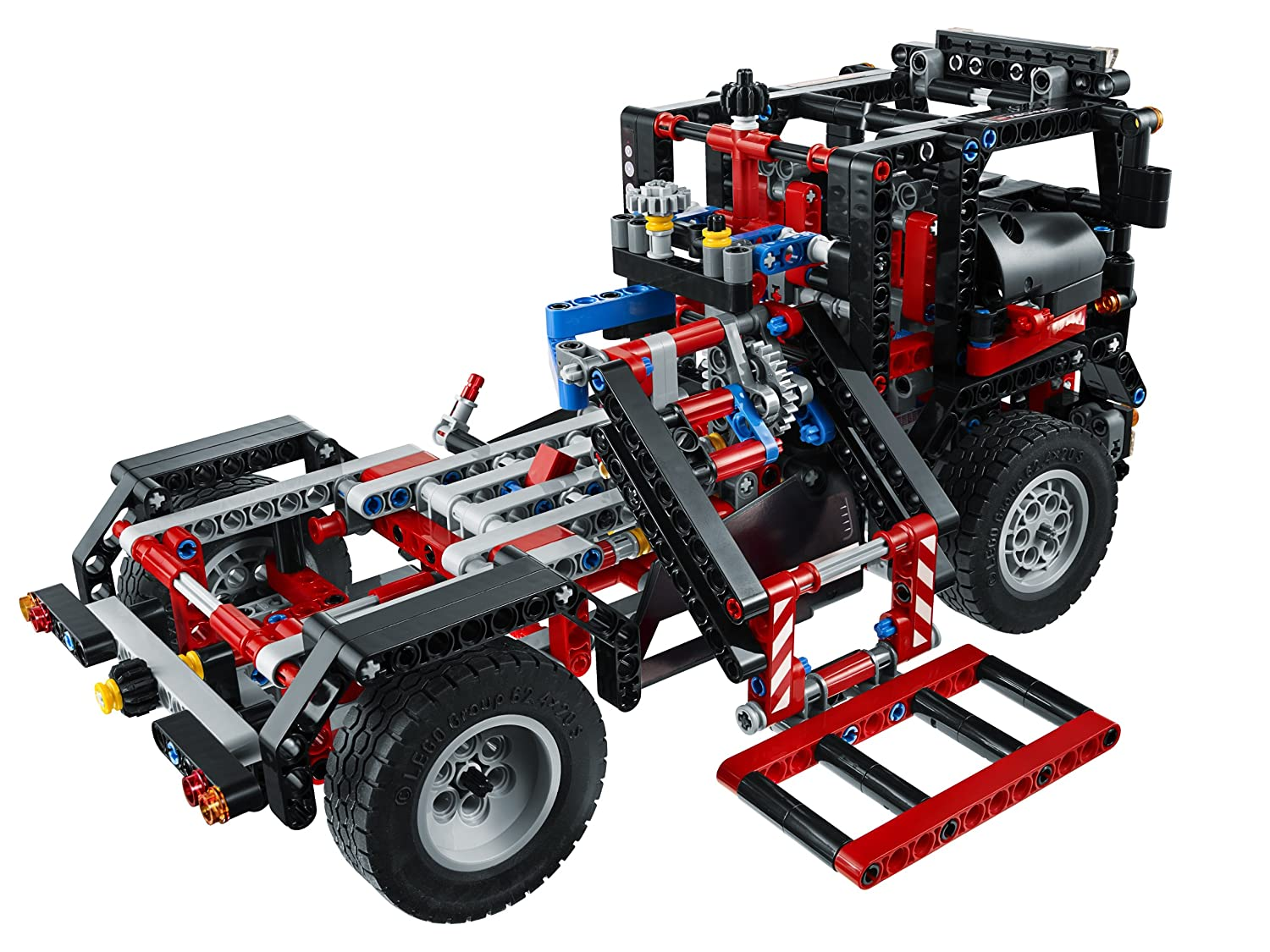 Amazon Lego Technic Pick Up Tow Truck 9395 Toys Games